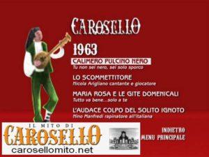 Menu DVD 1 (La Repubblica)
